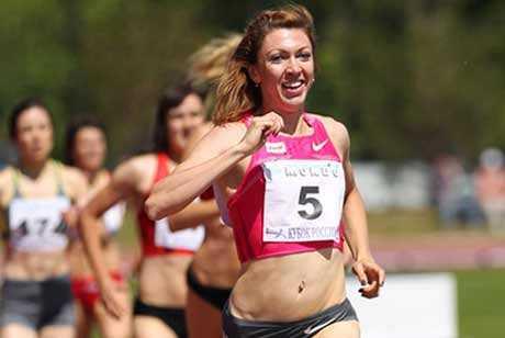 Брянская бегунья Шамрина завоевала «серебро» на ЧЕ в Англии