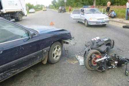 В Брянске сбитый автомобилем 14-летний мальчик впал в кому