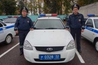 Брянская полиция поймала вора-магнитольщика