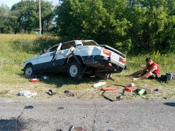 В ДТП погиб 16-летний брянский юноша, еще трое ранены