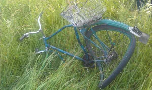 Под колесами «фольксвагена» погиб брянский велосипедист