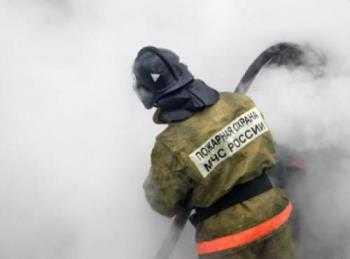 В сгоревшем доме брянского посёлка погибла женщина