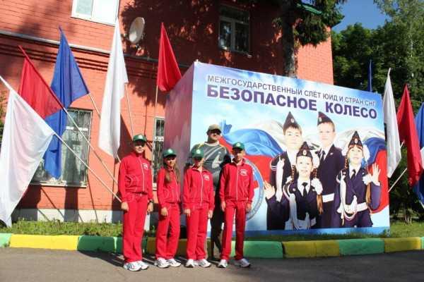 Брянские ЮИДовцы участвуют во всероссийском конкурсе «Безопасное колесо»