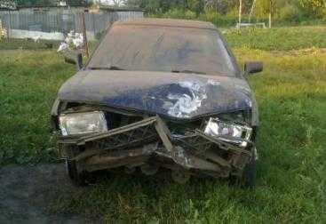 В аварии  в Брянской области пострадала 17-летняя девушка