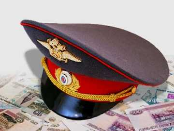 Сотруднику УМВД, пойманному на взятке в 100 тысяч, предъявили обвинение
