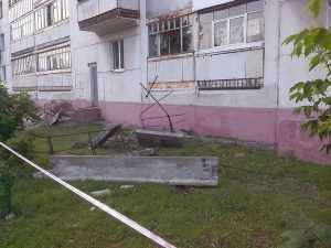 В связи с обрушением крыши дома брянская прокуратура возбудила дело