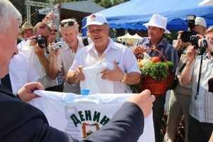 День поля брянские сельхозники оценили как бесполезный сбор