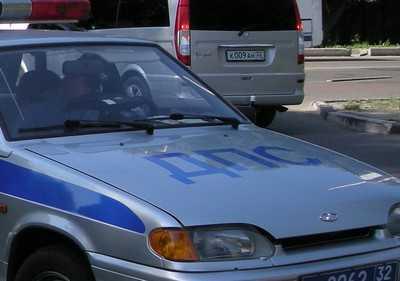 Брянская полиция нашла угнанный автомобиль за полчаса