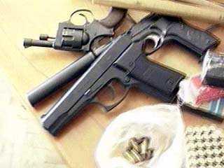 Вооружённых контрабандистов задержали  в Брянске