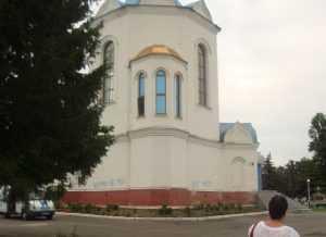 В Дятькове осквернили храм