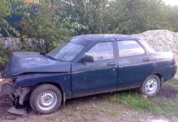 На трассе под Брянском   в ДТП погибла  женщина-водитель