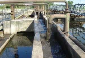 В Брянске реконструируют канализацию