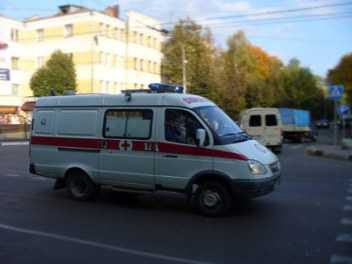 В Брянске «Мерседес» сбил пенсионерку