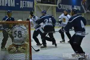 Хоккейный клуб «Брянск» начал подготовку