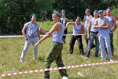 День воздушно-десантных войск в Брянске отпразднуют с размахом