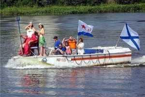 В воскресенье в Брянске отметят День  ВМФ