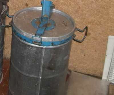 Брянская полиция нашла вора, укравшего флягу меда