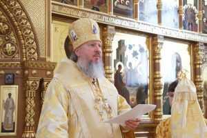 В Брянске начали строить храм во имя Святого князя Владимира