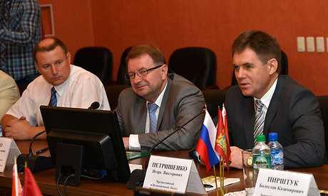 Посол Беларуси увеличил продажи техники Брянску