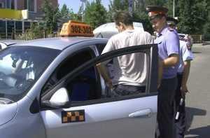 В Брянской области составлено 527 протоколов на таксистов-нарушителей