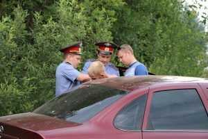 На празднике Ивана Купалы под Карачевом взяли человека с «травкой»