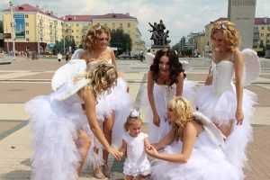 Брянску подарили еще один парад невест