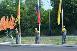 «Брянскнефтепродукт» открыл новый автозаправочный комплекс в Климовском районе