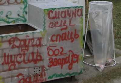 Белорусы хотели продать в Брянске 70 кг радиоактивной черники