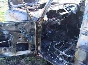 В Брянске и Унече сгорели два автомобиля