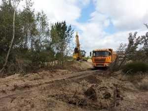 Брянские экологи начали проверку карьера на Кислородной