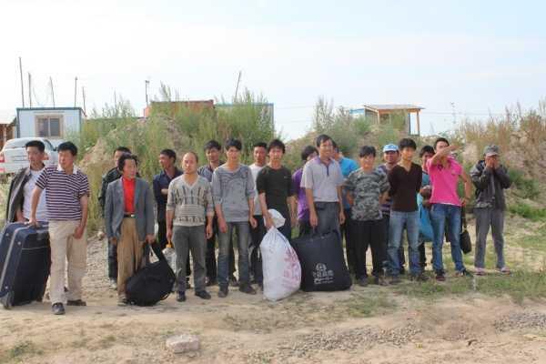 На Брянщине  задержали  около сотни нелегалов, в их числе 20 китайцев