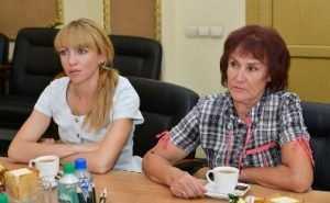 Брянская чемпионка  получила от властей  сертификат на 100 тысяч рублей