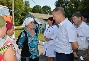 Брянский губернатор назвал комаричскую больницу прошлым веком