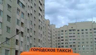 В Брянске две машины «Городского такси» попали в аварии
