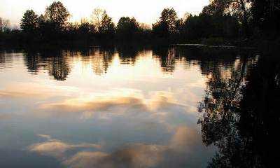 В брянском озере  нашли тело женщины