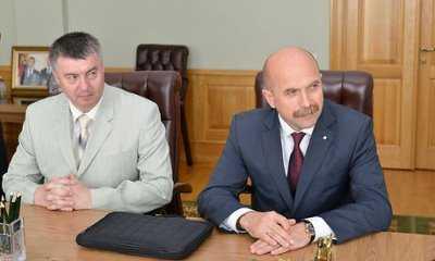 Главным федеральным инспектором в Брянске  может стать экс-пограничник Соломатин