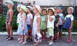 С очередью в брянские детсады власти обещают покончить к 2016 году