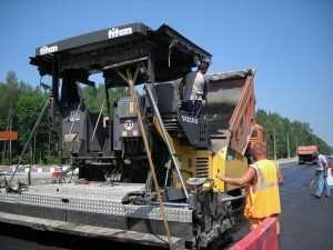 Брянский участок дороги М3 «Украина» отремонтируют за три года