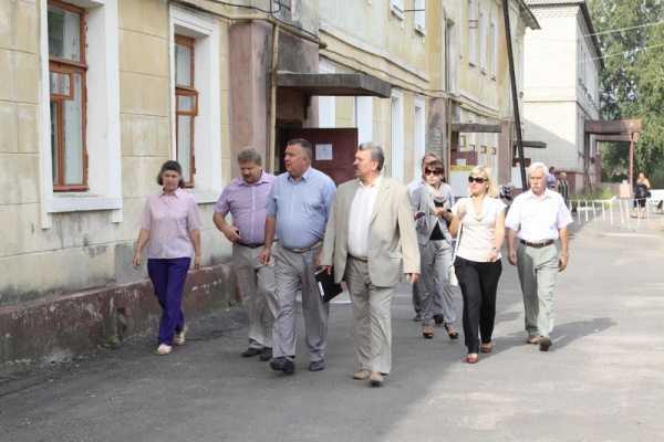 В Брянске запретили строить многоэтажки на территории «больничного городка»