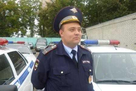 Пьяные автомобилисты устроили драку с брянскими гаишниками
