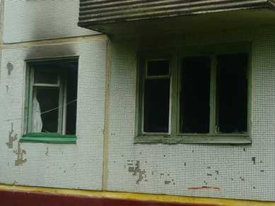 Житель Брянска перед самоподжогом убил  сожительницу ножом