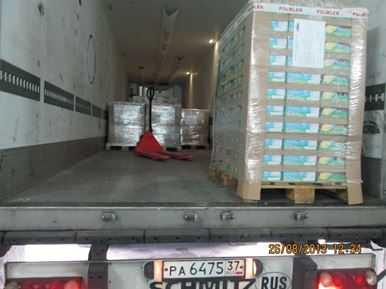 Сомнительный польский сыр «арестовали»  на Брянщине
