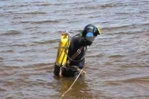 Брянский парень утонул в озере