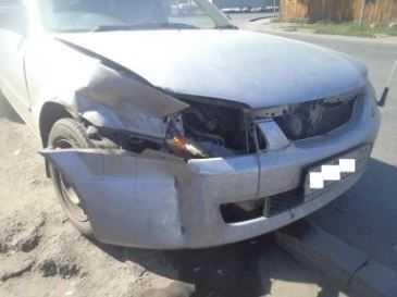 Под Брянском  пьяный водитель  «Лады» врезался  в «Тойоту»