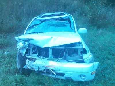 Под Комаричами на трассе «Украина» погибла 22-летняя автомобилистка