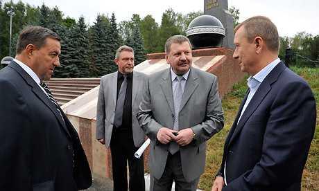 Брянскому губернатору показали ремонт федеральных дорог