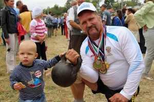 Брянского богатыря, ставшего чемпионом мира, чиновники не заметили