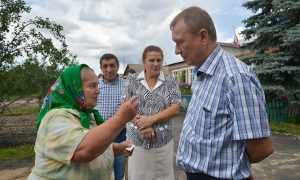 Брянский губернатор пообещал не закрывать школу в Невдольске