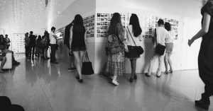 В Городском выставочном зале — проект InstART
