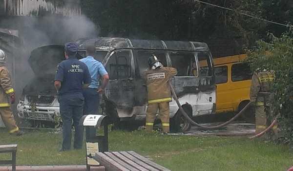 В Брянской области  каждый день горят автомобили